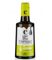 Casa del Agua Temprano Arbequina Botella 500 ML. - Botella 500 ML