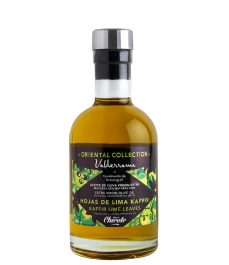 Valderrama Kaffir Lime Leaf 200ml Glass Bottle - 200ml Bottle