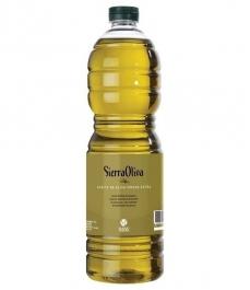Sierra Oliva - bouteille en plastic 1 l.