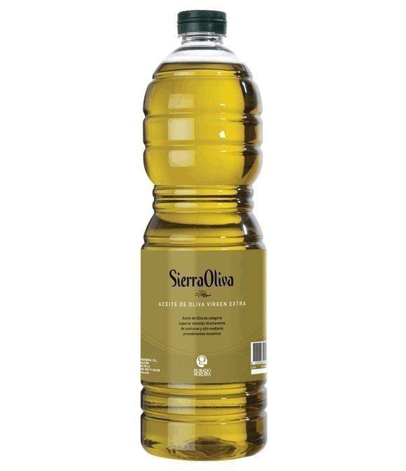 Sierra Oliva - botella pet 1 l.