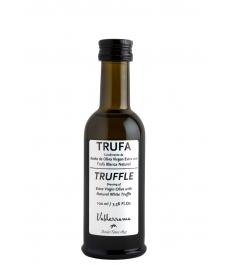 Valderrama Huile à la truffe blanche 100 ml - Bouteille en verre 100 ml.