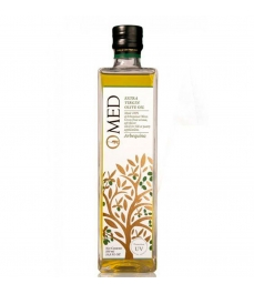 OMED Arbequina de 500 ml - Botella de vidrio 500 ml.