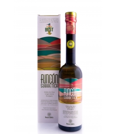 Olivenöl rincón de la subbética Glasflasche 500 ml