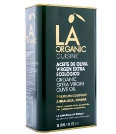 LA Organic Cuisine Lata 3L - Lata 3L