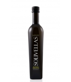 Oli Solivellas de 500 ml. - Botella Vidrio 500 ml.