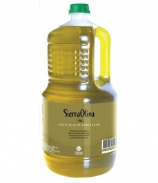 Sierra Oliva - botella pet 2 l.