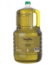 Sierra Oliva - botella pet 5 l.