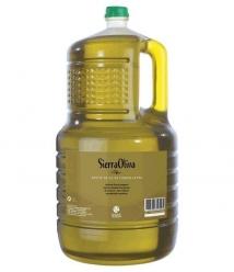 Sierra Oliva - bouteille en plastic 5 l.