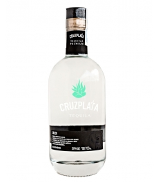 Tequila Cruzplata Silver Botella 700 ml - Botella 700 ml