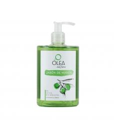 Savon liquide pour les mains Olea Nature - Bouteille 500 ml.