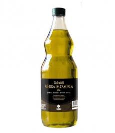 Sierra de Cazorla - Bouteille verre 1 l.