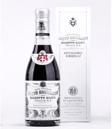 Giuseppe Giusti BALSAMIC VINEGAR from Modena 1 silver medal Glass Bottle 250 ML - glass bottle 250 ML