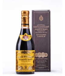 Giuseppe Giusti BALSAMICO-ESSIG aus Modena Quarto Centenario 4 Silbermedaillen Flasche 250 ML - 250 ML Flasche