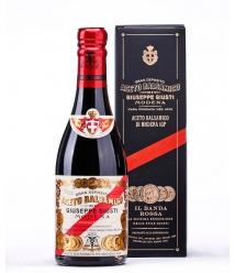 Giuseppe Giusti BALSAMICO-ESSIG aus Modena Banda Rossa 5 Silbermedaillen Flasche 250 ML - Flasche 250 ML