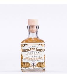 Giuseppe Giusti CONDIMENT AGRODOLCE BIANCOS Glass Bottle 250 ML - glass bottle 250 ML
