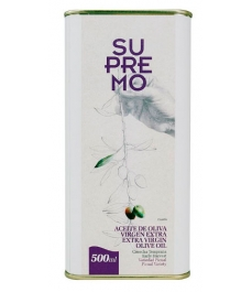 Supremo Picual Tin 500 ML