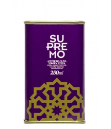 Supremo Picual Tin 250 ML - tin 250 ML
