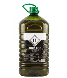 Supremo Nuestro PET Bottle 5 L - PET bottle 5 L