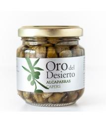 Oro del Desierto Alcaparras - Tarro vidrio 90 gr.