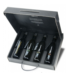 Valderrama Case of 3 varieties: Arbequina, Picudo, and Hojiblanca, 500ml - 500ml Bottle