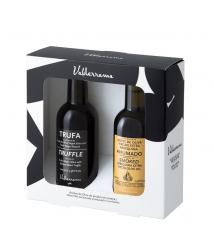 Valderrama Box Rauchöl und schwarzetrüffel öl 100 ml Glasflaschen - 100 ml. Glasflaschen