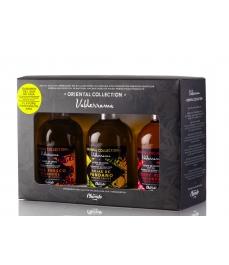 Oriental Collection Valderrama Estuche de 3 sabores del Sur de Asia - Estuche botellas 200 ML