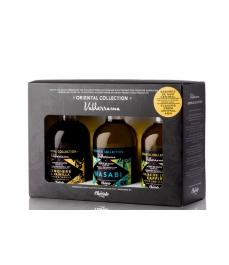 Oriental Collection Valderrama Estuche de 3 sabores de Asia Central - Estuche botellas 200 ML