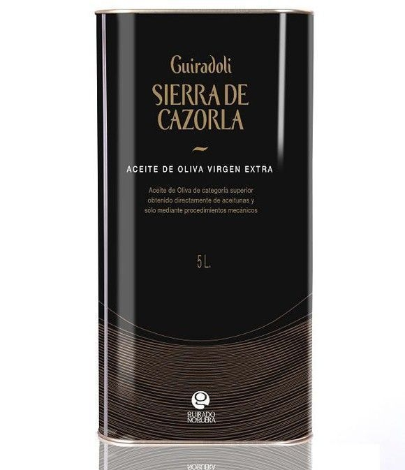 Sierra de Cazorla - Bidon métal 5 l.
