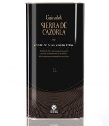 Sierra de Cazorla 5 l - Bidon métal