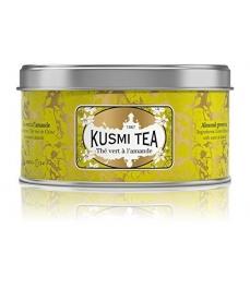 Kusmi Tea - Té verde aromatizado con almendras 125gr