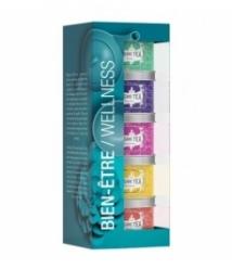 Kusmi Tea Selección Bienestar Estuche 5x25 gr. - Set Bien-Être / Wellness