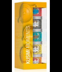 Kusmi Moments | Selección de tés clásicos, negros y verdes *Set 5x25 g