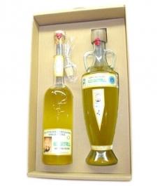 Aceite de Hielo Eco Setrill - estuche 2 unidades 75 cl. + 50 cl.