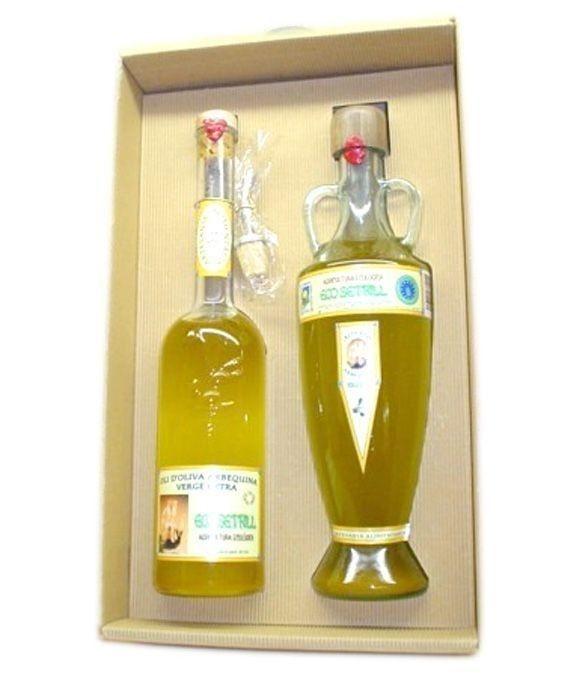 Aceite de Hielo Eco Setrill - Estuche 2 unidades 750 ml. + 500 ml.