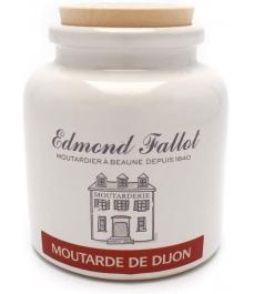Mostaza Dijon Edmon Fallot en envase de cerámica 250 g