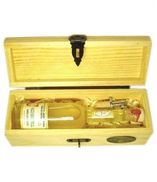 Aceite de Hielo Eco Setrill - cofre con botella vidrio 10 cl.