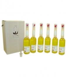 Aceite de Hielo Eco Setrill - caja de botellas vidrio 200 ml. + vertedor