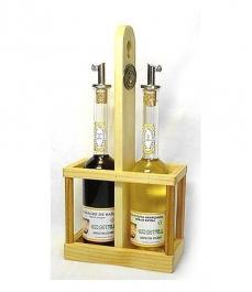 Aceite de Hielo Eco Setrill - Aceitera madera