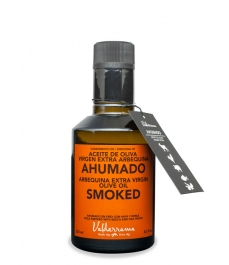 Valderrama Smoked Oil 250ml Glass Bottle - 250ml Bottle