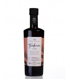Nobleza del Sur Tradición Arbequina Flasche 500 ML - Glasflasche 500 ML