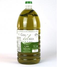 Oro Bailén Casa del Agua - Garrafa PET 2 l.