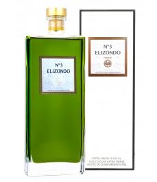 Elizondo Picual Premium Nº3 botella 500 ML con estuche