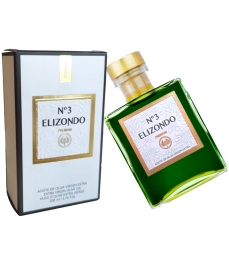 Elizondo Picual Premium Nº3 botella 200 ML con estuche