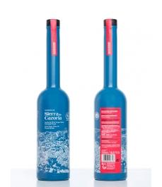 Sierra de Cazorla Early Harvest PICUAL - 500 ml. Glasflasche mit Etui