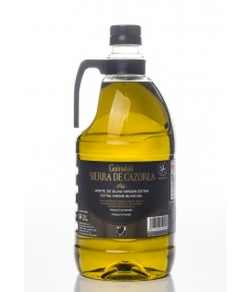Sierra de Cazorla 2 l. - PET bottle