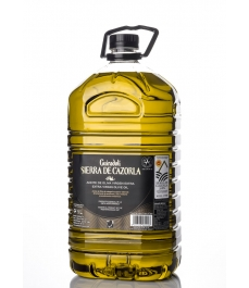Sierra de Cazorla PET 5l - PET bottle