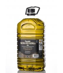 Sierra de Cazorla PET 5l - PET bottle