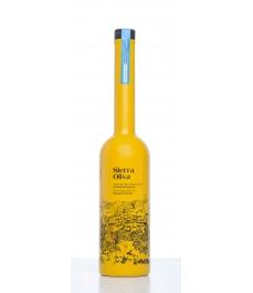 Sierra Oliva Arbequina de 500 ml - botella vidrio 500 ml.