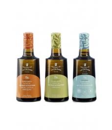 Molino de la Calzada - Pack 3 botellas de vidrio 500ml