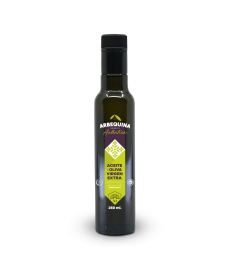 Arbequina Auténtica Natural de 250ml - Botella vidrio 250ml